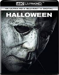 Halloween Blu-Ray Cover